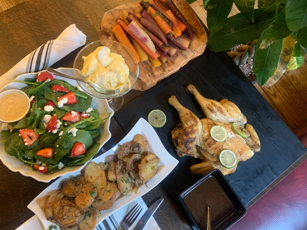 family-summer-take-home-meal