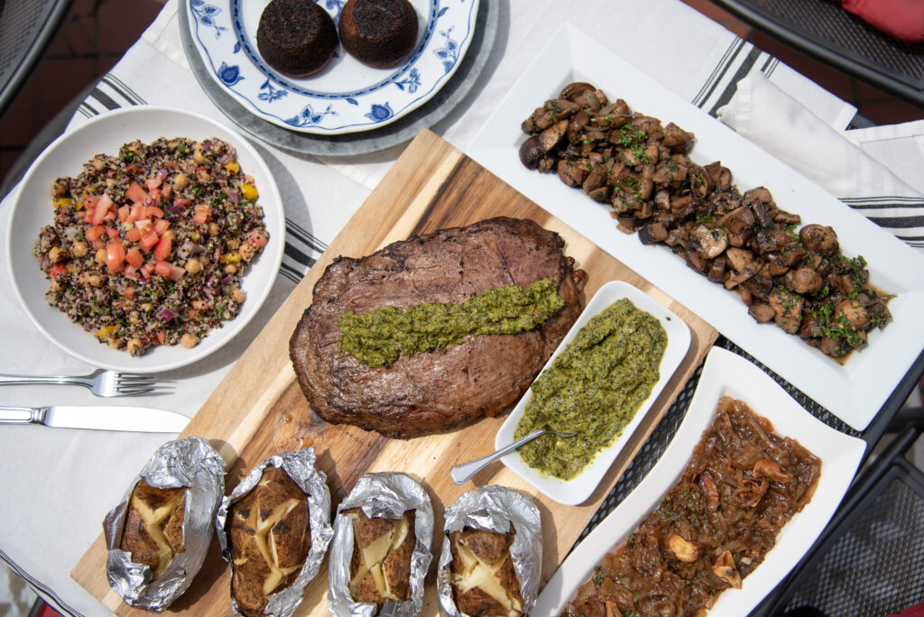 grilled-flank-steak-take-home-meal